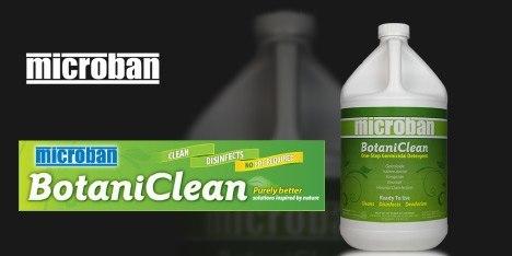 Microban Botani Clean